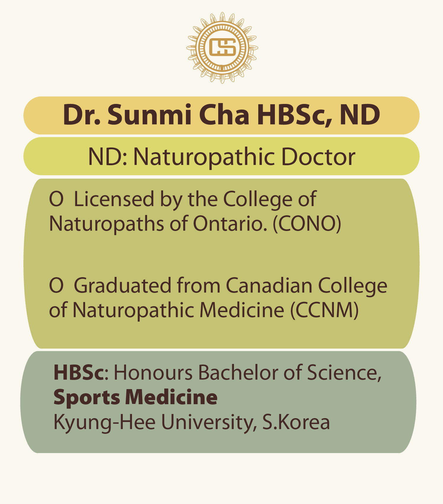 About Dr Cha